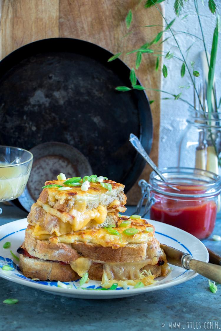 De tosti der tosti's: croque monsieur