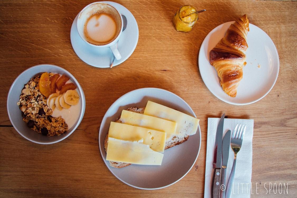 Luuks Brood & Patisserie in Middelburg // Croissants, desembrood, macarons en nog veel meer lekkers